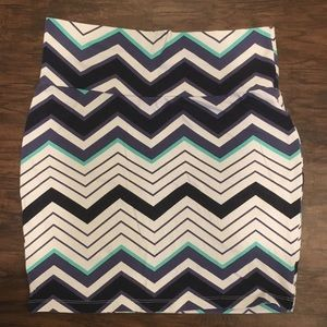 Charlotte Russe Size Large Skirt